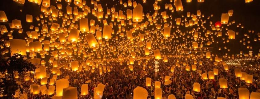 Lantern Festival Of Taiwan
